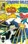Strange Tales comic books