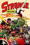 Strange Tales Comic Books. Strange Tales Comics.