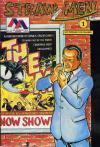 Straw Men Comic Books. Straw Men Comics.