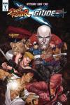 Street Fighter X G.I. Joe Comic Books. Street Fighter X G.I. Joe Comics.