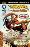 Strikeback! #3 comic books for sale