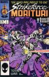 Strikeforce: Morituri Comic Books. Strikeforce: Morituri Comics.