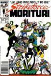 Strikeforce: Morituri #5 comic books for sale