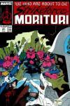 Strikeforce: Morituri #21 comic books for sale