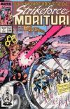 Strikeforce: Morituri #6 comic books for sale