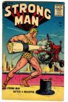 Strong Man Comic Books. Strong Man Comics.