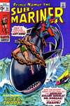 Sub-Mariner #24 comic books for sale