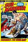 Sub-Mariner #46 comic books for sale