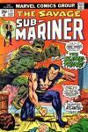 Sub-Mariner #72 comic books for sale