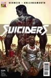 Suiciders # comic book complete sets Suiciders # comic books