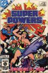 Super Powers #3 comic books for sale