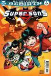 Super Sons Comic Books. Super Sons Comics.