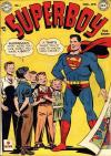 Superboy comic books