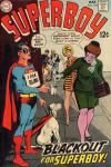 Superboy #154 comic books for sale