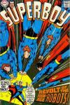 Superboy #155 comic books for sale
