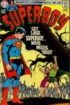 Superboy #157 comic books for sale