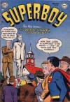 Superboy #19 Comic Books - Covers, Scans, Photos  in Superboy Comic Books - Covers, Scans, Gallery