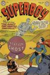 Superboy #20 Comic Books - Covers, Scans, Photos  in Superboy Comic Books - Covers, Scans, Gallery