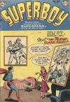 Superboy #22 Comic Books - Covers, Scans, Photos  in Superboy Comic Books - Covers, Scans, Gallery