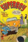 Superboy #24 Comic Books - Covers, Scans, Photos  in Superboy Comic Books - Covers, Scans, Gallery