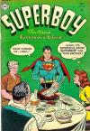Superboy #36 comic books for sale