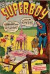 Superboy #37 comic books for sale