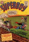 Superboy #43 comic books for sale