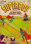 Superboy #57 comic books for sale