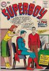 Superboy #63 comic books for sale