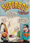 Superboy #66 comic books for sale