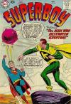 Superboy #67 comic books for sale