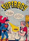 Superboy #8 Comic Books - Covers, Scans, Photos  in Superboy Comic Books - Covers, Scans, Gallery