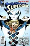 Supergirl #8 comic books for sale