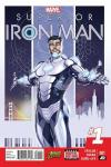 Superior Iron Man comic books