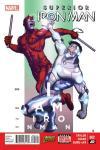 Superior Iron Man #2 comic books for sale