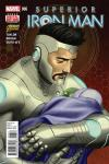 Superior Iron Man #6 comic books for sale