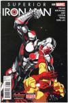 Superior Iron Man #8 comic books for sale