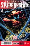 Superior Spider-Man comic books