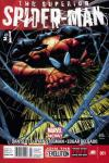 Superior Spider-Man #1 Comic Books - Covers, Scans, Photos  in Superior Spider-Man Comic Books - Covers, Scans, Gallery