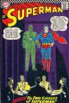 Superman #186 comic books for sale