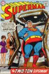 Superman #221 comic books for sale