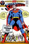 Superman #240 comic books for sale