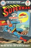 Superman #287 comic books for sale
