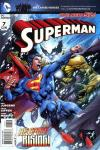 Superman #7 comic books for sale