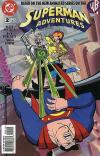 Superman Adventures #2 comic books for sale