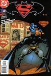 Superman/Batman #3 comic books for sale