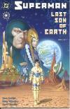 Superman: Last Son of Earth comic books