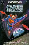 Superman: The Earth Stealers #1 comic books for sale