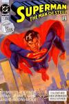 Superman: The Man of Steel #1 Comic Books - Covers, Scans, Photos  in Superman: The Man of Steel Comic Books - Covers, Scans, Gallery