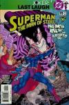 Superman: The Man of Steel #119 comic books for sale